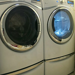 Whirlpool Duet front loader washer and dryer with optional pedestal drawer bases.  $2500 new.