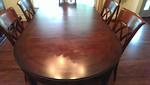 Berhardt dining table