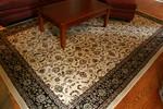 Super clean rug
