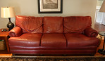 Leatherman sofa