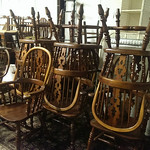 Baker Furniture and Grand Rapids chairs