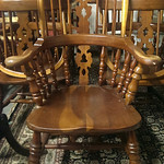Superb quality Baker chairs