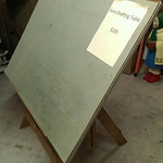 Adjustable Ansco drafting table from our Platt estate sale last weekend.  Now only $100!