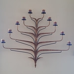 Great looking wall candelabra