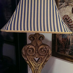 Super nice quality decorator lamp from our Direct Sale