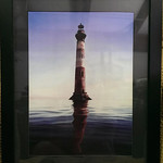 Local light house print