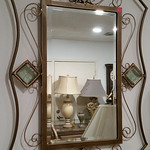 Surprisingly heavy mirror at a great price!