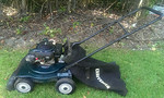 Craftsman vacuum chipper shredder blower