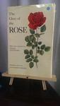 Large rose book with tipped in plates