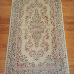 Entry rug, about 6' long