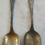1892 Worlds Fair spoons